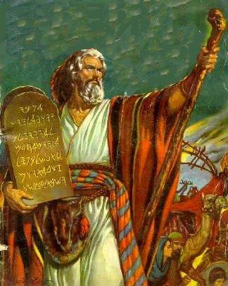 Ma conversation avec le prophète Moïse  dans MA CONVERSATION AVEC LE PROPHETE MOISE ET LES 10 COMMANDEMENTS ***** moise